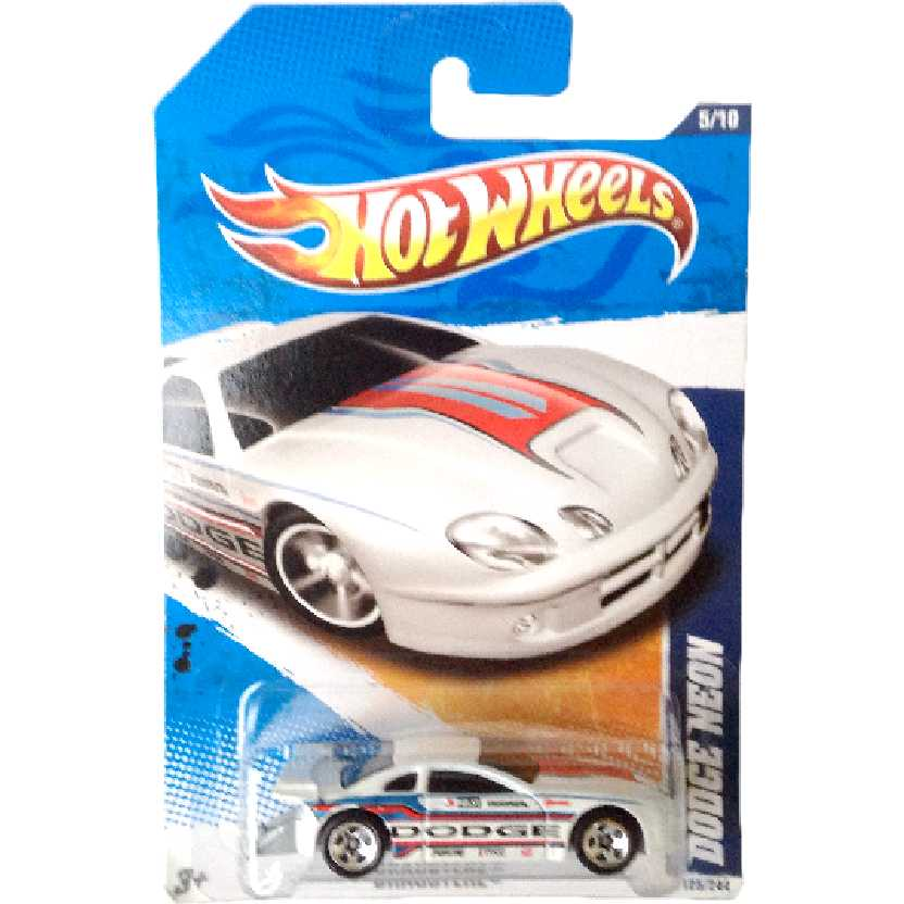 Carrinho Hot Wheels Linha 2011 Dodge Neon series 5/10 125/244 T9832