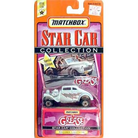 Carrinhos Colecionáveis Grease Matchbox Star Car Collection Willys (1933) 1/64
