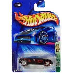 Carrinhos Hot Wheels Linha 2004 Treasure Hunt B3572 series 3/12 103