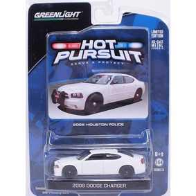 Carrinhos na escala 1/64 Dodge Charger (2008) Houston Police R5 42620