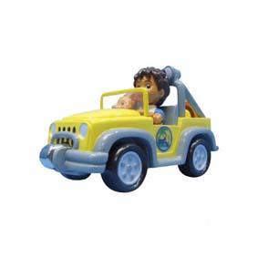 Carro de resgate do Diego