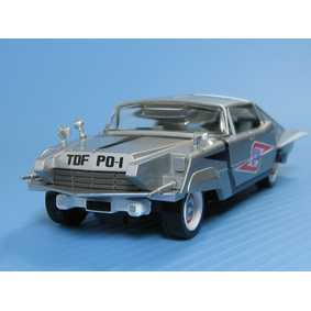 Carro do Ultraseven (Pointer TDF PO-1)