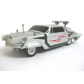 Carro do Ultraseven - Pointer TDF PO-1