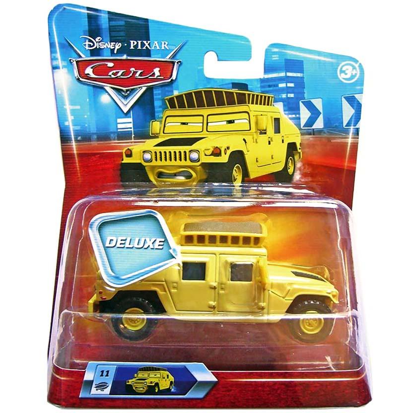Carros Disney Pixar ( Cars ) Hummer Sven número 11
