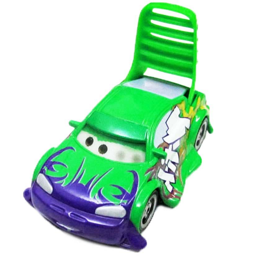 Carros Disney Pixar ( Cars ) Wingo número 53 com movimento nos olhos