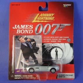 Carros James Bond - BMW Z8 do filme 007 O Mundo Não é o Bastante