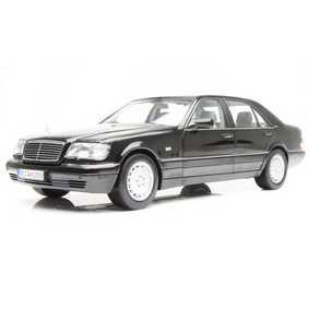 Carros Miniaturas de Coleção Norev Diescast Mercedes Benz S600 (1997)