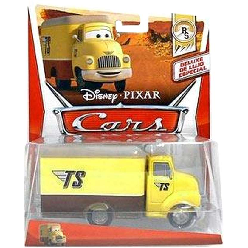 Cars Dustin Mellows Delivery Truck - Disney Pixar Deluxe Radiator Springs 4/8