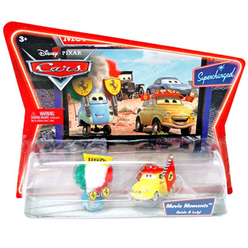 Cars Ferrari Fan Guido e Luigi