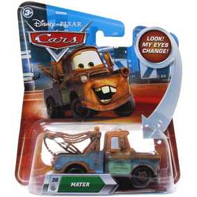Cars Mater (olho com movimento)
