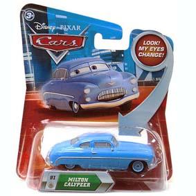 Cars Milton Calypeer (Carros Disney)