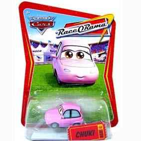 Cars Race O Rama CHUKI