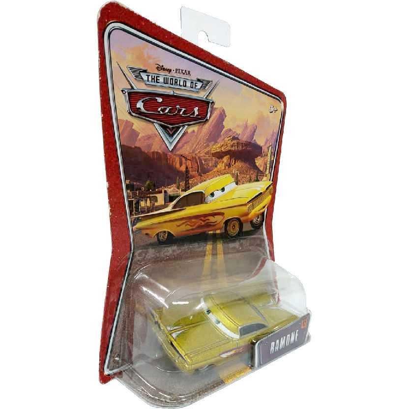 Cars Ramone (Amarelo) Carros Disney Pixar
