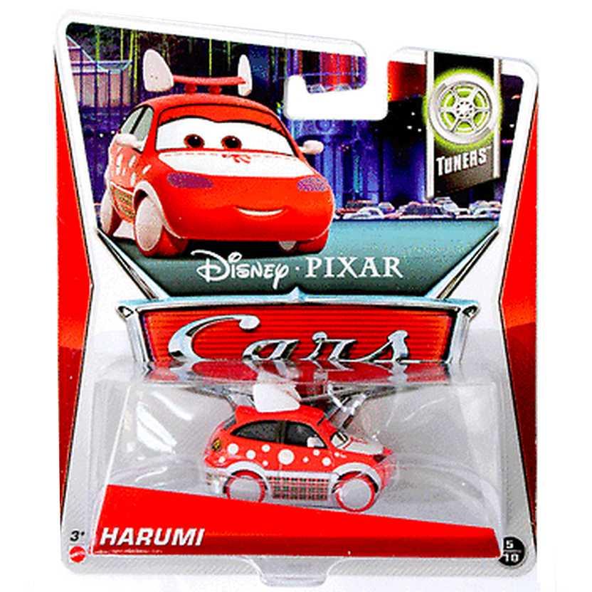 Cars Tuners 8/8 Harumi - Disney Pixar Carros escala 1/55