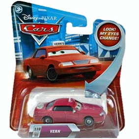 Cars Vern (Carros) raro
