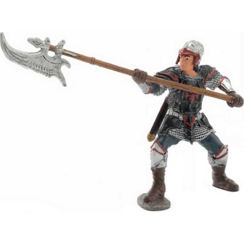 Cavaleiro Dragão com polo marca Schleich - 70106 Dragon Knight with pole