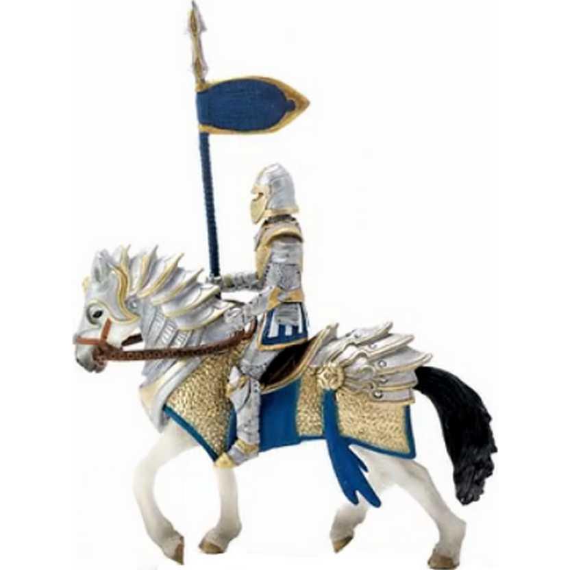 Cavaleiro Griffin com lança marca Schleich - 70109 Griffin Knight On Horse & Lance
