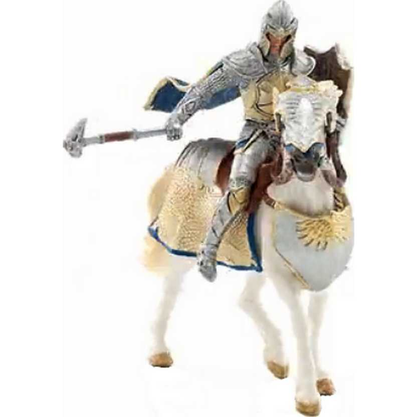 Cavaleiro Griffin no cavalo marca Schleich - 70108 Griffin Knight On Horse