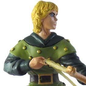 Caverna do Dragão ( Dungeons and Dragons ) Hank - Ranger - O Arqueiro