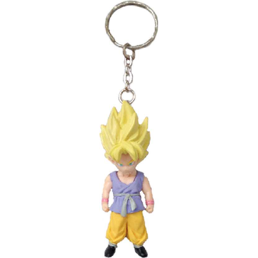 Chaveiro / Boneco Dragon Ball GT Kid Son Goku (Gokou) da Bandai figure
