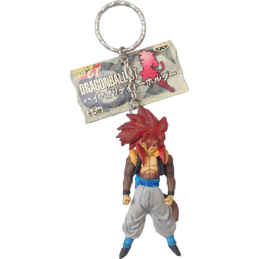 Chaveiro / Boneco Dragon Ball GT Super Saiyan 4 Goku (Gokou) da Banpresto figure