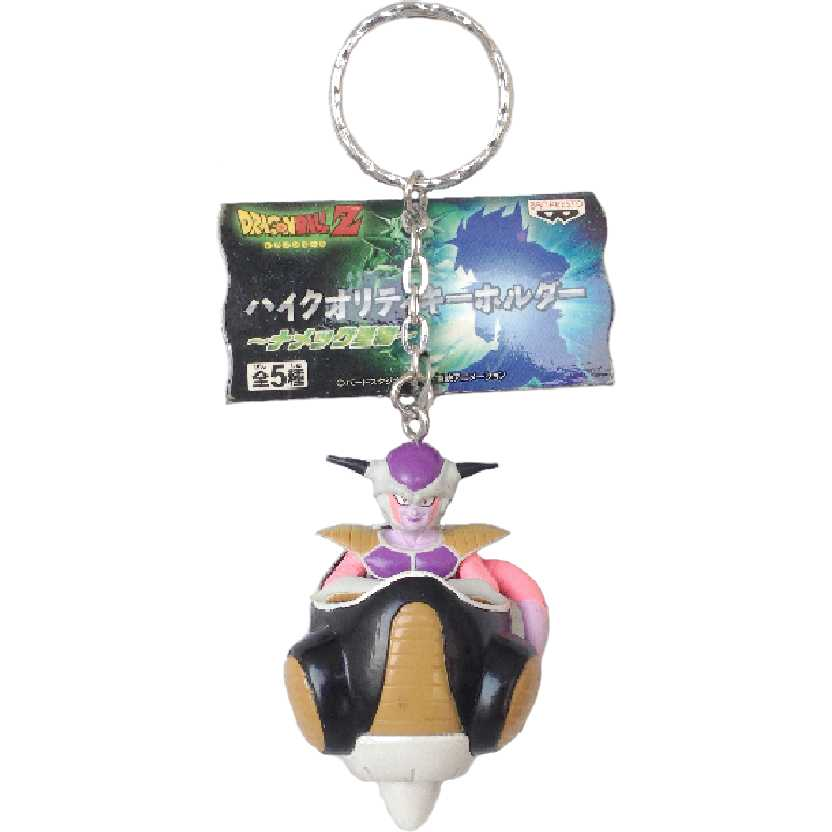 Chaveiro / Boneco Dragon Ball Z Frieza fase 1 Banpresto High Quality Figure