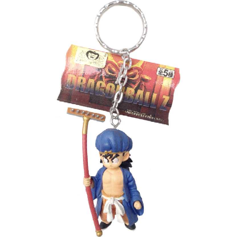 Chaveiro / Boneco Dragon Ball Z Kid Son Goku (Gokou) Banpresto High Quality Figure