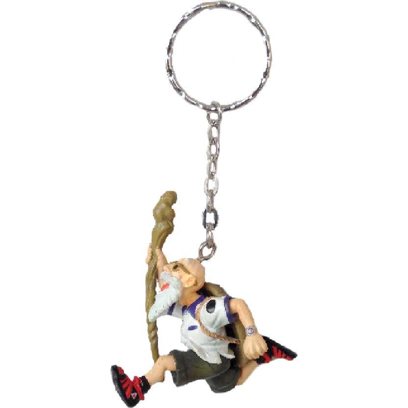 Chaveiro / Boneco Dragon Ball Z Mestre Kami (Master Roshi) da Banpresto figure