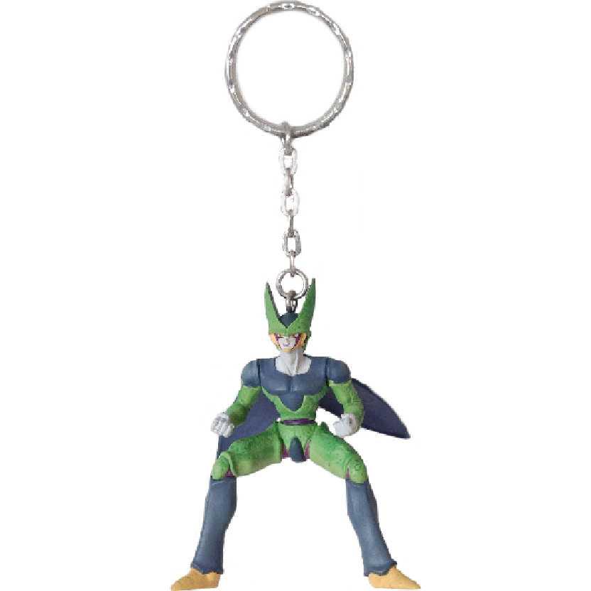 Chaveiro / Boneco Dragon Ball Z Perfect Cell (Cell Saga) da Banpresto figure