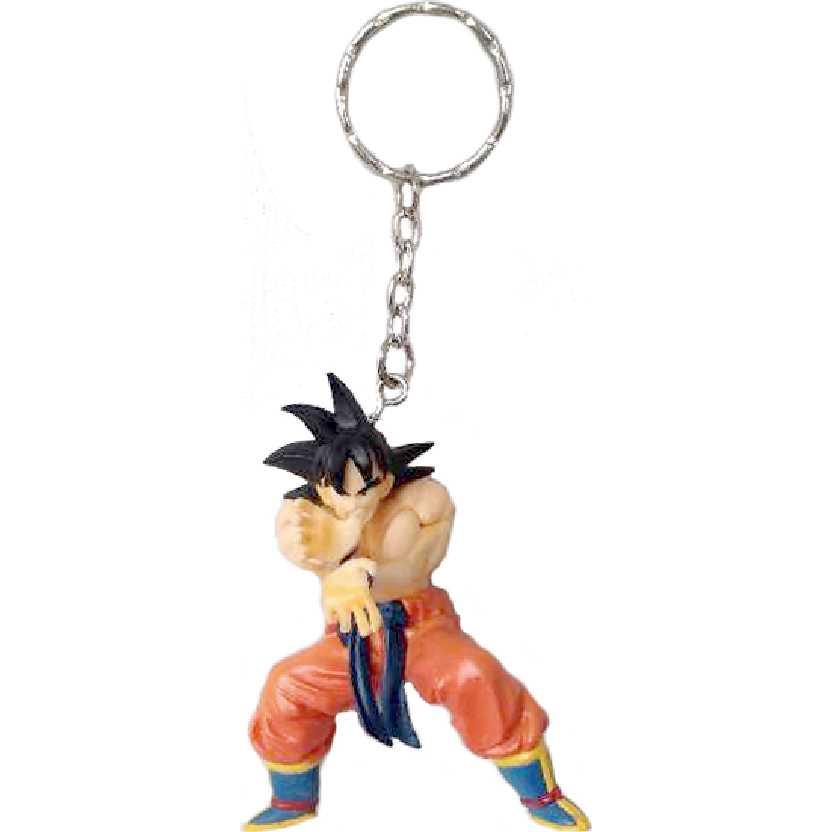 Chaveiro / Boneco Dragon Ball Z Son Gokou Kamehameha Banpresto figure