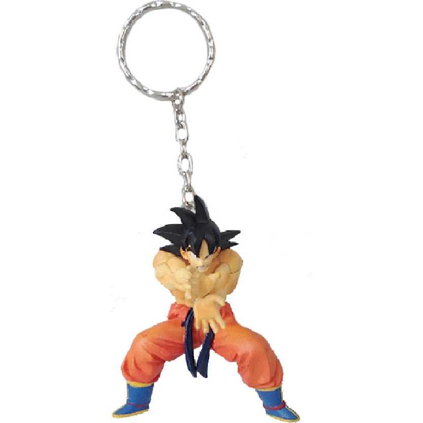 Chaveiro / Boneco Dragon Ball Z Son Goku Gokou Kamehameha da Banpresto figure