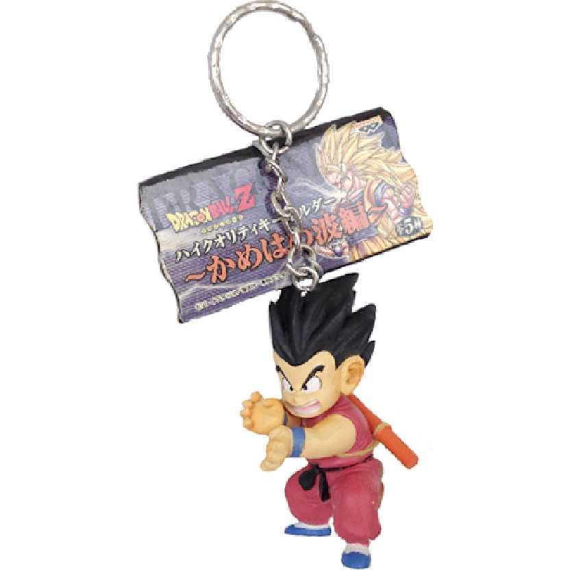 Chaveiro / Boneco Dragon Ball Z Son Goku (Gokou) Kid Kamehameha Banpresto figure