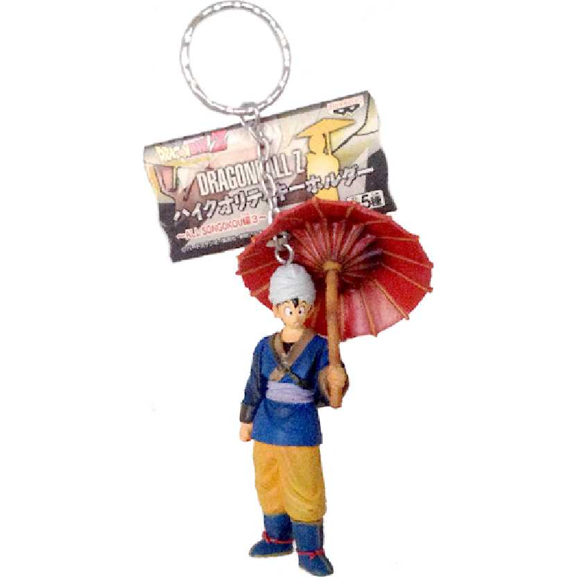Chaveiro / Boneco Dragon Ball Z Teen (Gokou) Goku Turban Banpresto