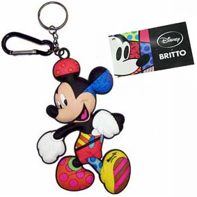 Chaveiro do Mickey Mouse :: Disney by Romero Brito