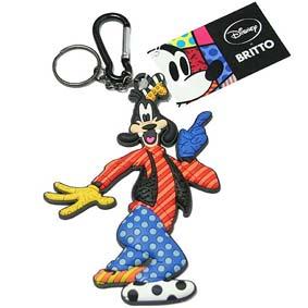 Chaveiro do Pateta :: Goofy Keychain Disney by Romero Brito