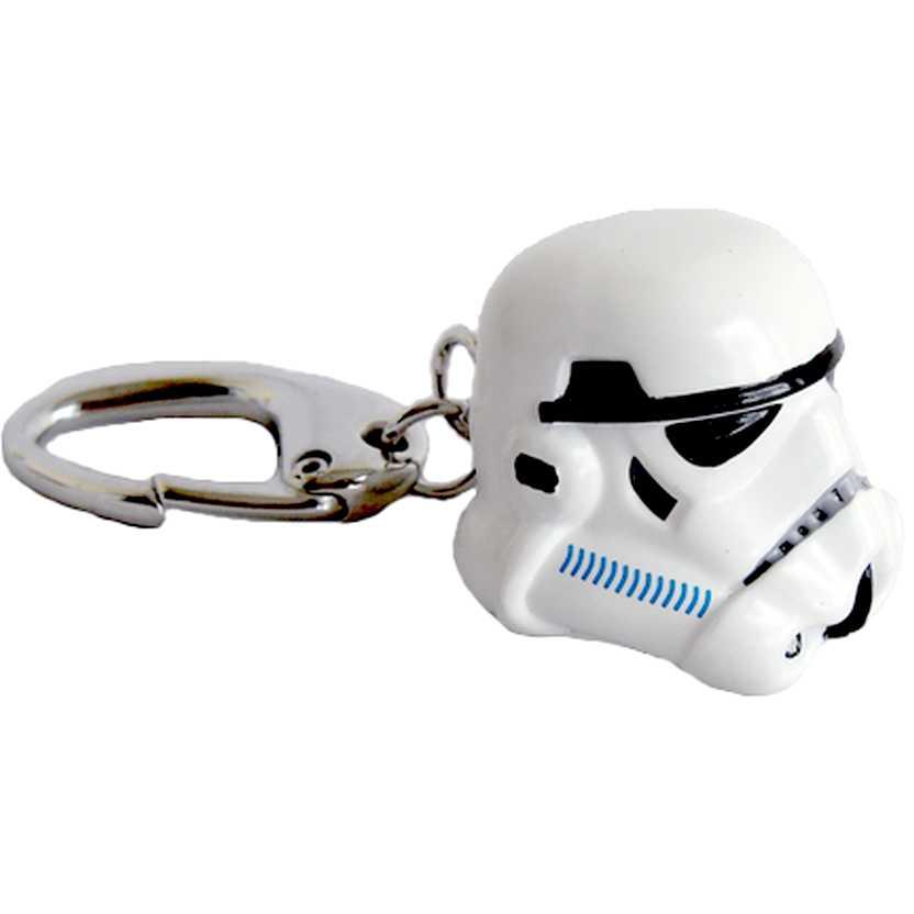 Chaveiro do Stormtrooper Star Wars Keychain (Iron Studios) Guerra nas Estrelas