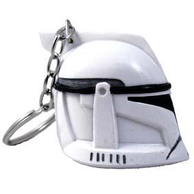 Chaveiro Guerra nas Estrelas ( Star Wars ) Clone Wars Trooper