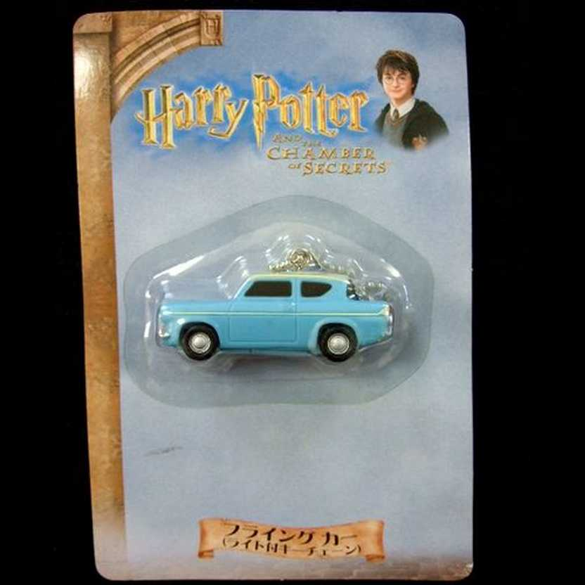 Chaveiro Harry Potter com luz - Ford Ford Anglia flying car