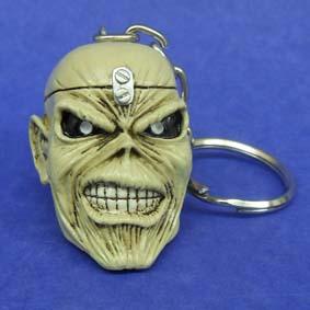 Chaveiro Iron Maiden Eddie