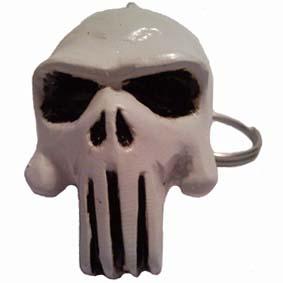 Chaveiro logo do Justiceiro ( The Punisher )