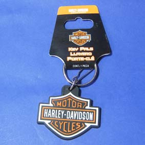 Chaveiro logo Harley Davidson