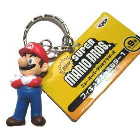 Chaveiro Mario Bros.