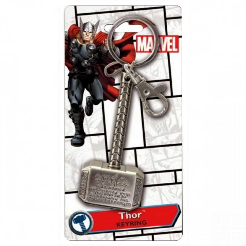 Chaveiro Marvel Studios Thor The Mighty Avenger Pewter Keychain / Keyring