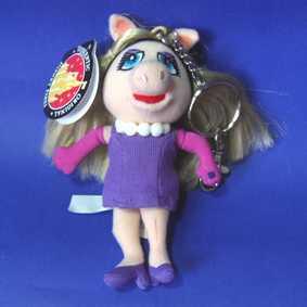 Chaveiro Muppets Miss Piggy