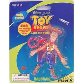 Chaveiro Toy Story - Woody