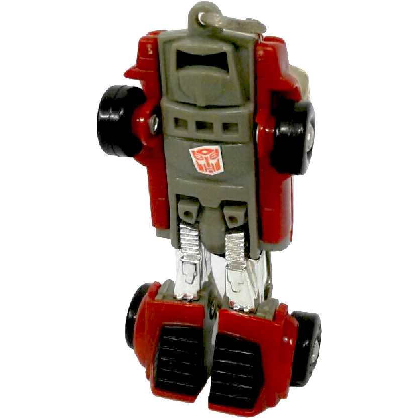 Chaveiro Transformers Windcharger (Heroes of Cybertron) G1 Collection Basic Fun (aberto)
