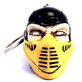 Chaveiros do Mortal Kombat / Scorpion