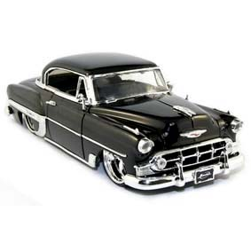 Chevrolet Bel Air (1953) marca Jada Toys escala 1/24
