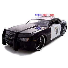 Chevrolet Camaro Concept Police (2006)