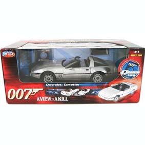 Chevrolet Corvette (A View To a Kill) James Bond 007